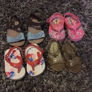 Other - 4 pairs of baby shoes